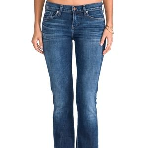 COH citizens of humanity Kelly low waist bootcut